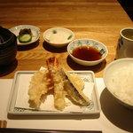 天ぷら新宿つな八 新宿高島屋店 - 菜彩膳