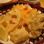 天ぷら新宿つな八 新宿高島屋店 - 菜菜膳の天麩羅2