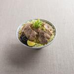 鎌倉 里のうどん - バラ塩丼