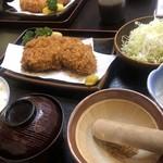 かつ膳 - 料理写真: