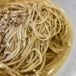 柳麺 呉田 - 自家製麺に贅沢素材のスープ