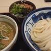 手しごと讃岐うどん 讃々 - 料理写真:肉つけ麺定食♪