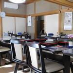 釜利谷ふれあいカフェ - 店内客席