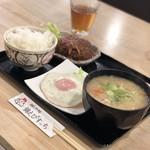 豚汁処 錦えびすっち - 料理写真: