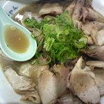 10147910 - チャーシューの麺(940円)