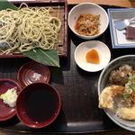 蕎麦や 口福 - 十割ランチ(1500円)
