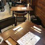 磯っぺ里 - テーブル席(2019.2.7)