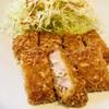 ICHI - 料理写真:豚バラかつ定食