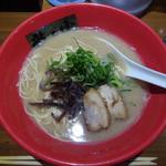 ラーメン 龍の家 - 純味  750円