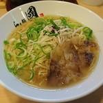らぁ麺 國 - 和牛コウネらぁ麺(旨しお) ¥780
