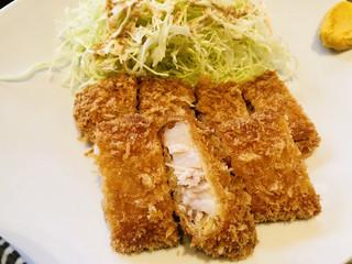 ICHI - 豚バラかつ定食
