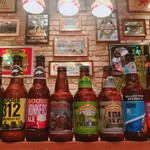 アメリカン ハウス ダイナー - 20種類以上のビールご用意しております