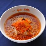 焼肉竹林  EXPRESS - キムチ冷麺 490円