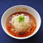 焼肉竹林  EXPRESS - ネギ冷麺  490円
