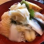すし 波奈 - 日替わり海鮮丼ランチ