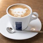 Fresco Caffe - ドリンク写真:カフェラテ
