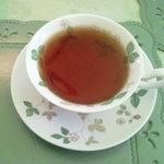 アリスの茶屋 - アッサムティー(英国ウェッジウッド製ティーカップ)