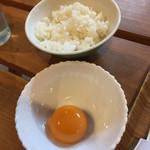屋台ラーメン ベーヤン - 追い飯