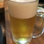 まるの - 生ビール
