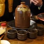 たいのたい - 日本酒二合用