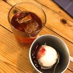 不思議香菜 ツナパハ - デザート&紅茶