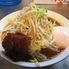 ラーメン北郎 - 料理写真:小ラーメン&温玉