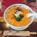 中国飯店 瑞鳳 - 料理写真:担々麺 800円