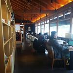 タリーズ コーヒー - 店内の雰囲気