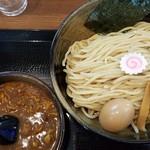 麺屋 から草 - 期間限定麺「カレーつけ麺」(中盛)(2019年2月7日)