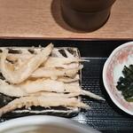 101489945 - 白えびの天ぷら ♪
