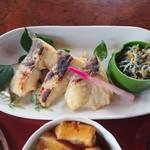 和風レストラン 麻希 - 鱈の西京漬(鱈の西京漬定食)