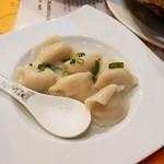 中華料理 李香 - 料理写真:水餃子