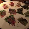 マリノステリア - 料理写真:前菜(カルパッチョ・カプレーゼ等)
