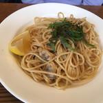 ビストロ小泉 - あさりスパゲティ