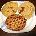 ラファイエット - 料理写真:ラメール、ラメール ショコラ、サブレ