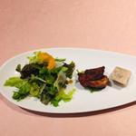 茶屋 亜希子 - サラダ