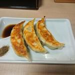 Asakusa Ramen Yoroiya - 和風餃子