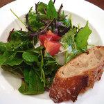 Dall'orto - 「APPLEの東京☆グルメナビ」レストラン&カフェ・スイーツを本音でひとり食べログ&クチコミ-Dall'orto