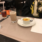 黒船亭 - デザートのプリン