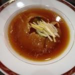 101503861 - フカヒレのスープ♪