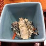 おでんの冨茂登 - ハタハタ飯寿司 酸味がほんのり