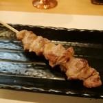 焼き鳥 会席 軍鶏 - 料理写真: