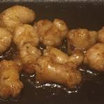 鉄板焼 薩摩ホルモン舗 - ぷりぷり丸腸