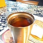 プルジャダイニング - シナモン茶