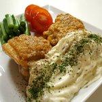Pollo - 地鶏のチキン南蛮~タルタルソース~
