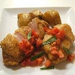 Pollo - 鶏もも肉のソテー~ケッカソース~(ランチ限定)