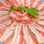 本町製麺所 - しゃぶしゃぶ肉