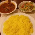 インド&バングラデシュ料理 ショナルガ - バングラスペシャルカレー