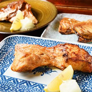 旬の焼き魚