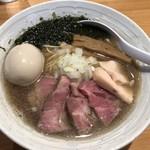 麺屋 さくら井 - 特製煮干らぁ麺 1,000円